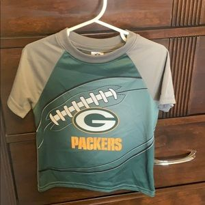 Packers Toddler boys shirt
